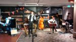 ZRH - Florence Swingt 2015 - 30 - Grand Cafe - Take High 5